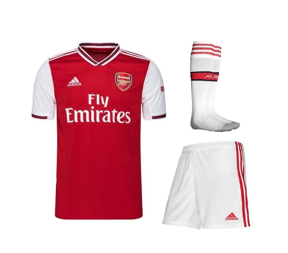Домашний комплект Арсенала (Arsenal) сезон 2019-2020