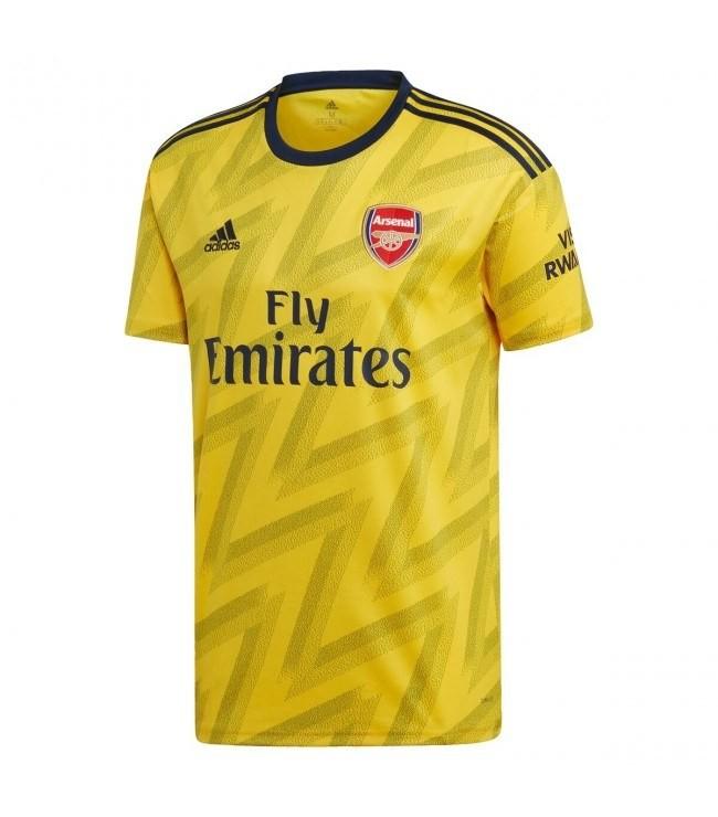 Выездная футболка Арсенала (Arsenal) сезон 2019-2020