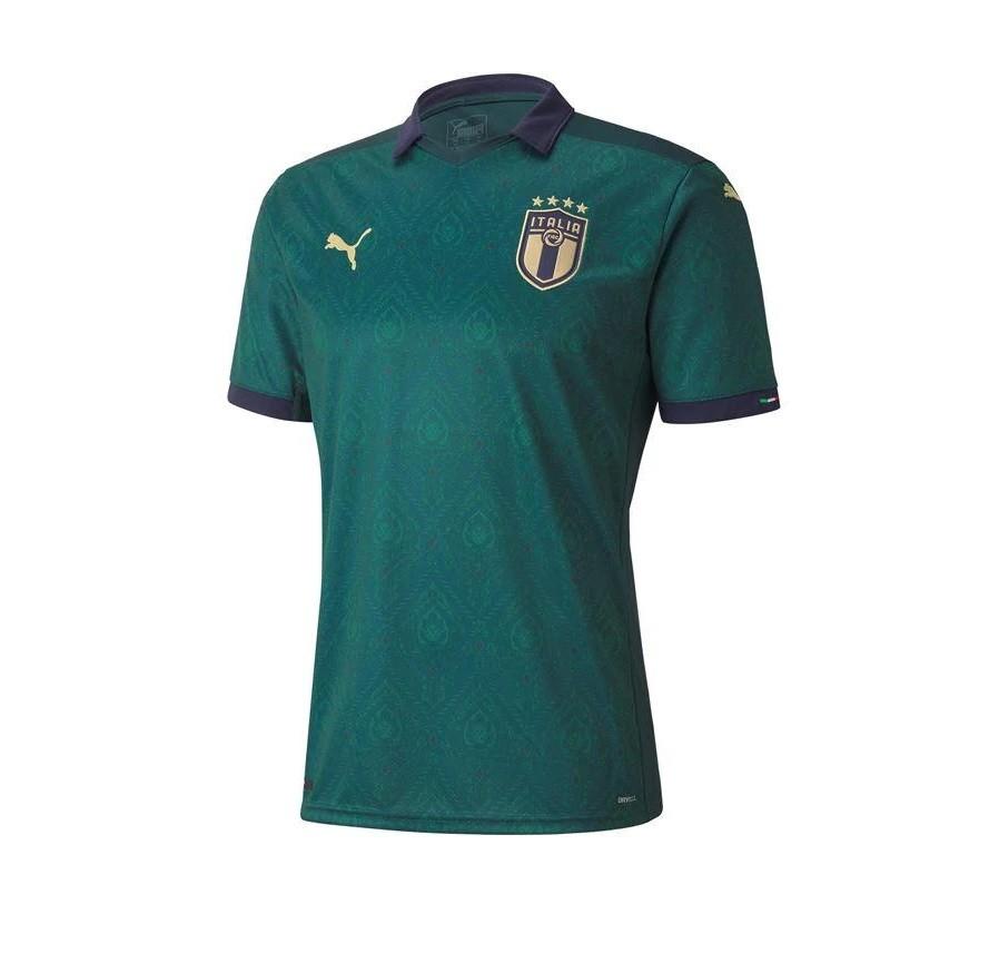 Домашняя футболка сборной Италии 2020