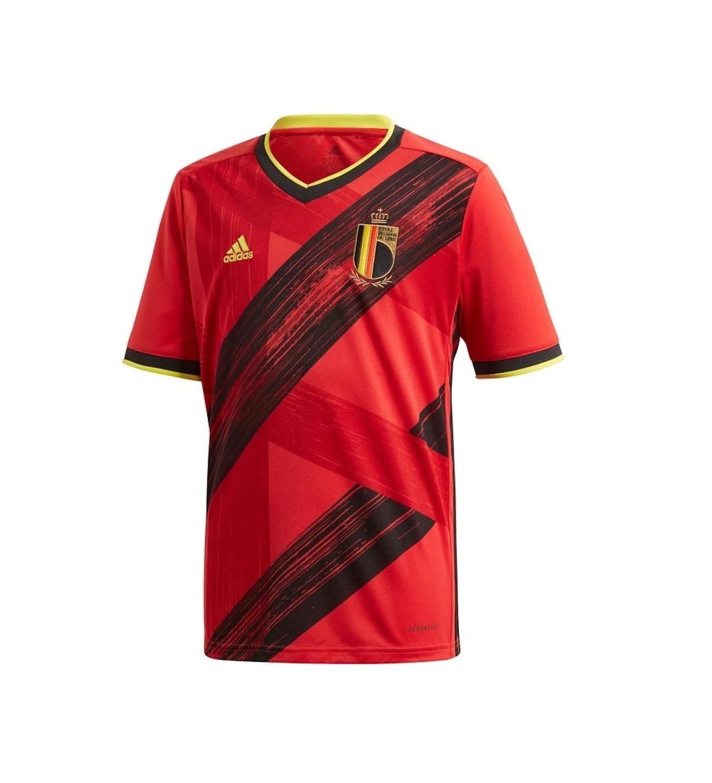Домашняя футболка сборной Бельгии 2020