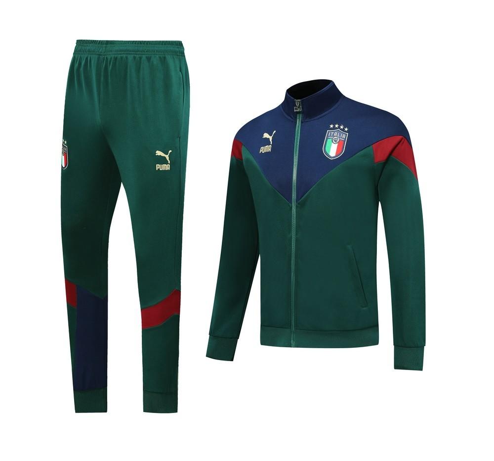 Спортивный костюм сборной Италии 2020 арт.21000