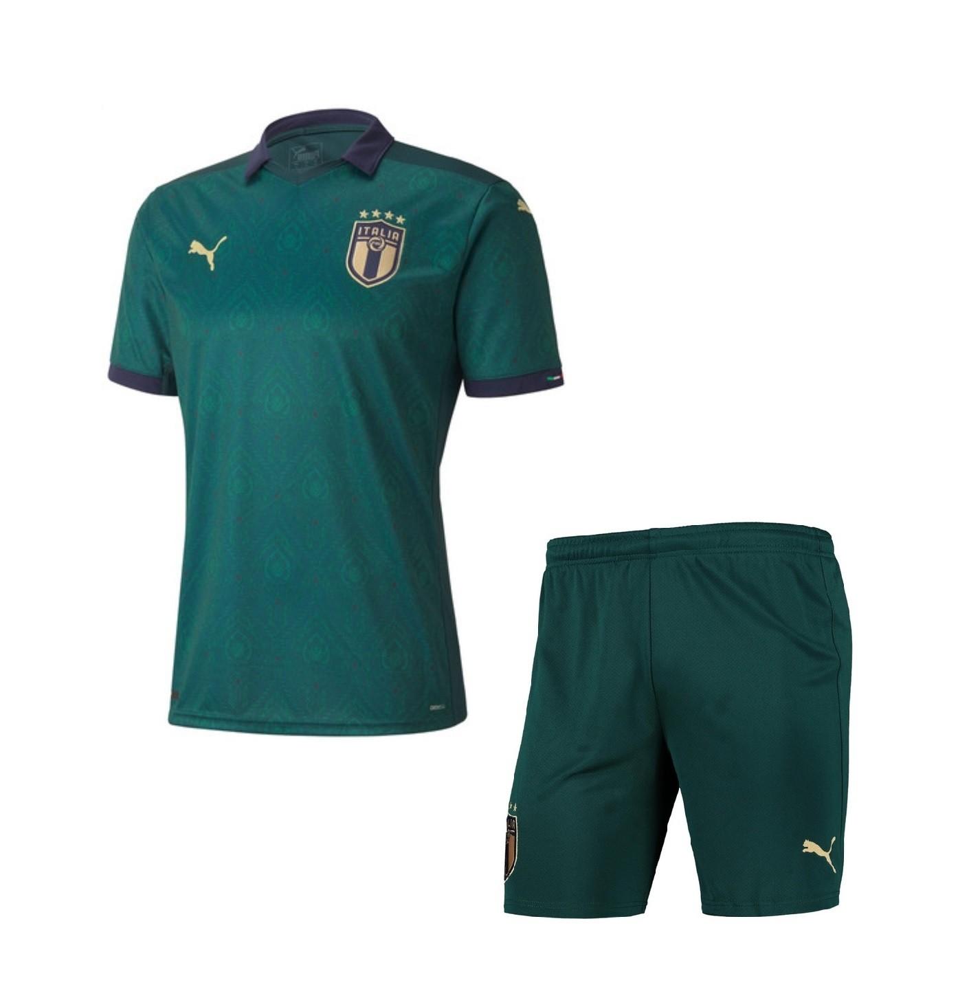 Домашняя форма сборной Италии 2020