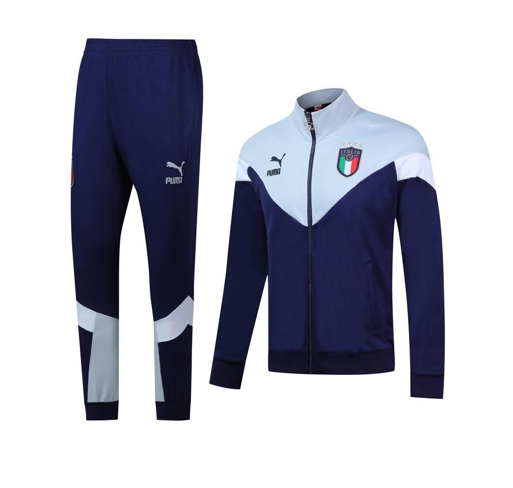 Спортивный костюм сборной Италии 2020 арт.21001