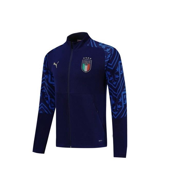 Олимпийка сборной Италии 2020 (Синяя)