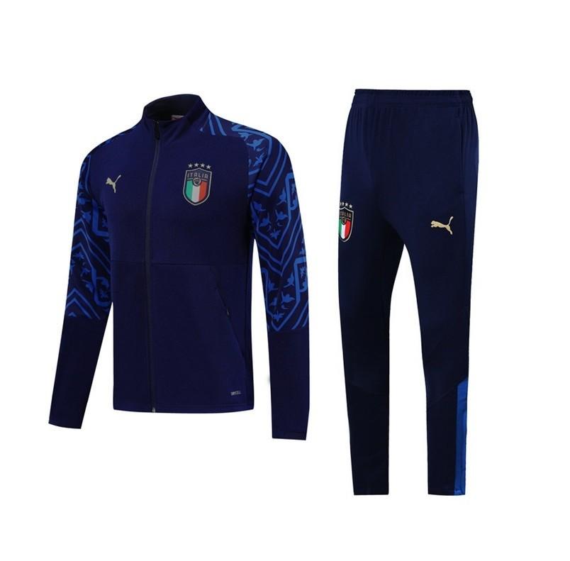 Спортивный костюм сборной Италии 2020 арт.21004