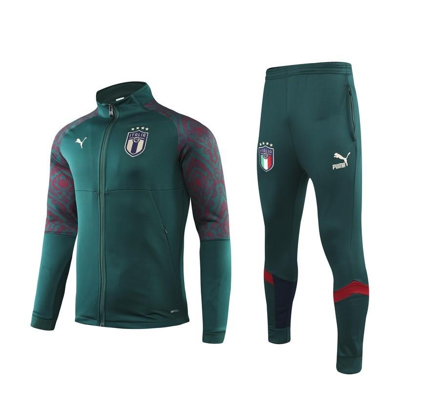 Спортивный костюм сборной Италии 2020 арт.21002