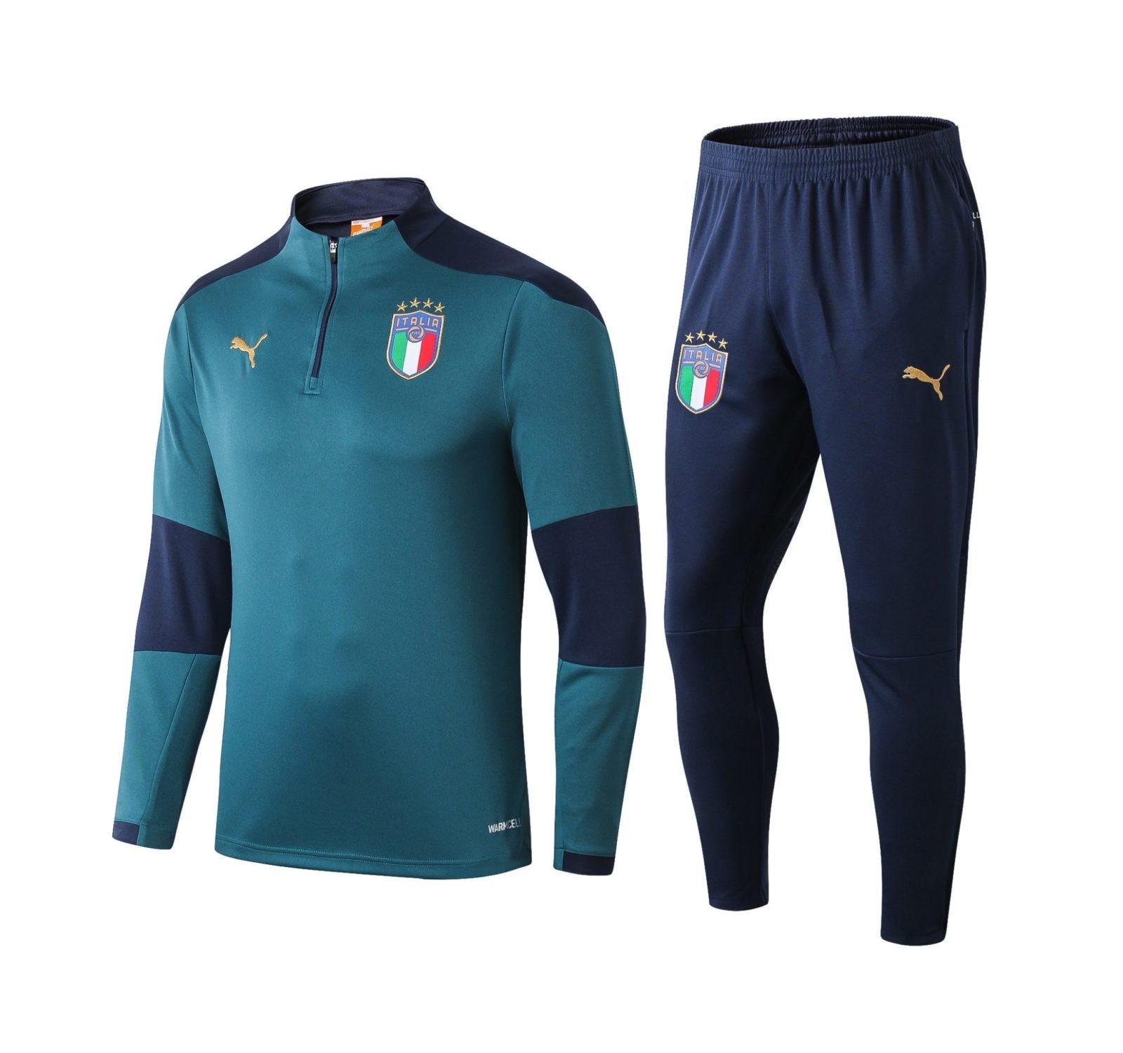 Спортивный костюм сборной Италии 2020 арт.21003
