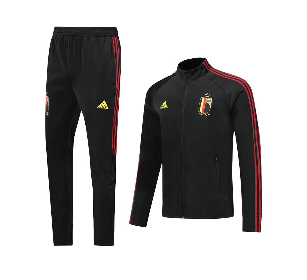 Спортивный костюм сборной Бельгии 2020 арт.23000