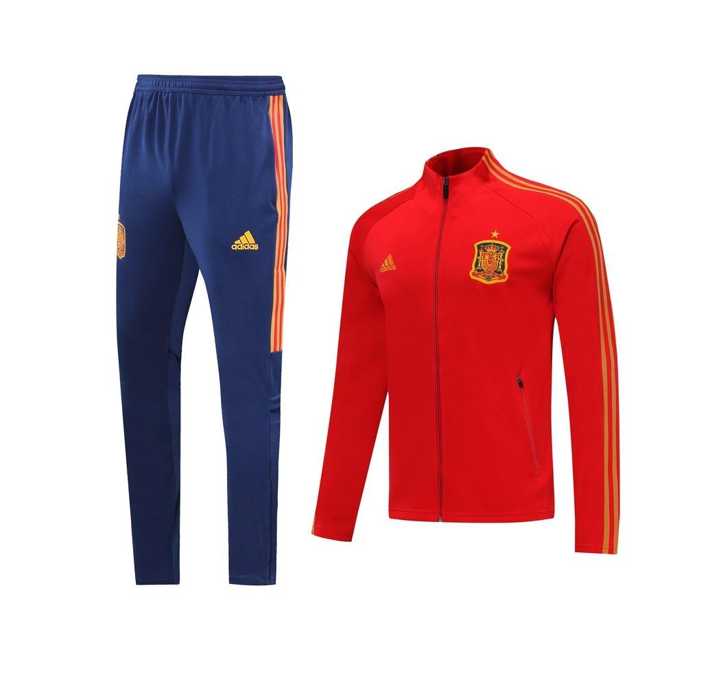 Спортивный костюм сборной Испании 2020 арт.24000
