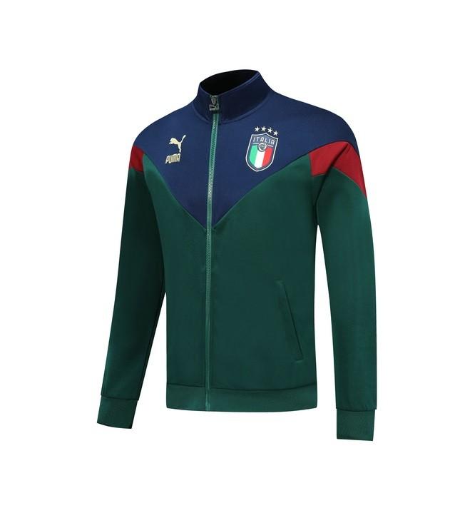 Олимпийка сборной Италии 2020 (Зелёная)