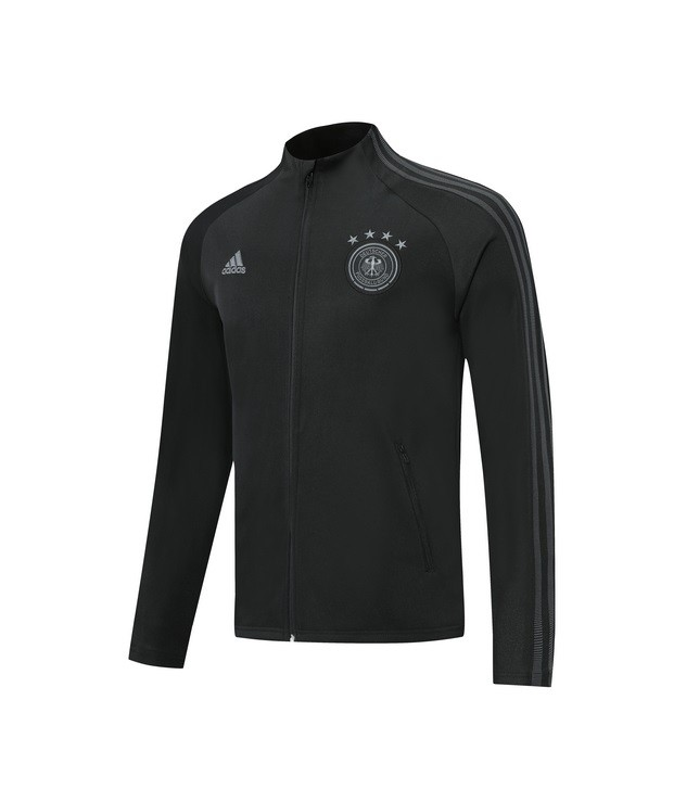 Олимпийка сборной Германии 2020 (Чёрная)