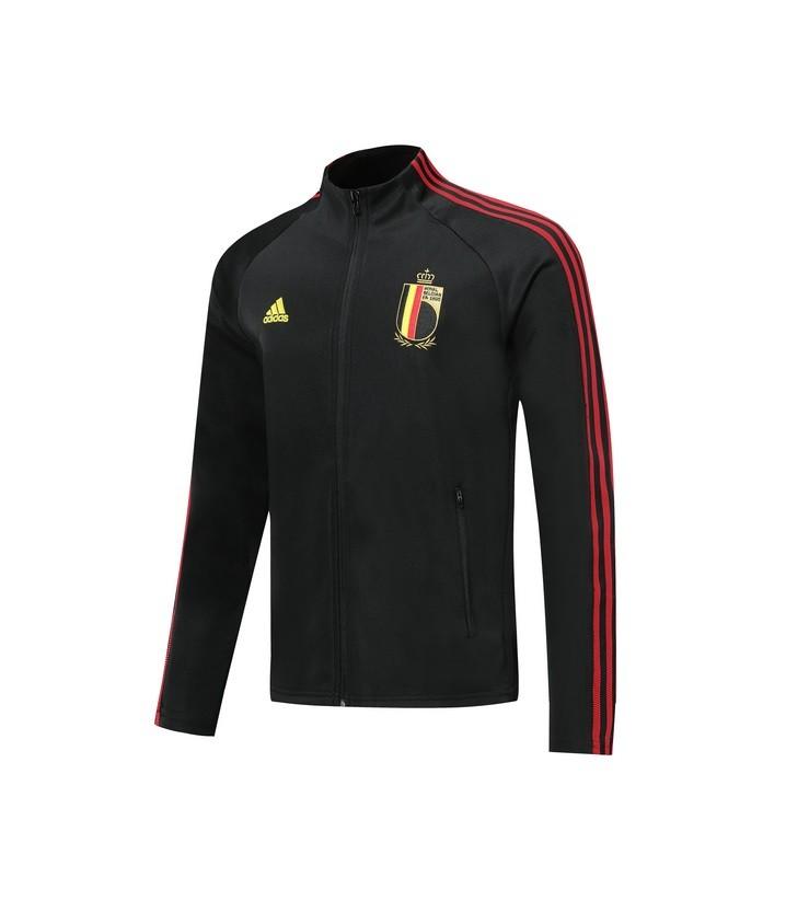 Олимпийка сборной Бельгии 2020 (Чёрная)