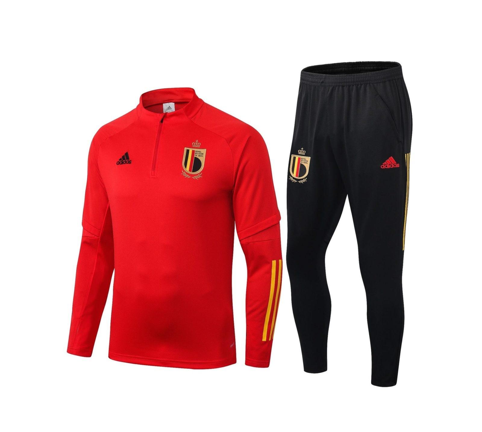 Спортивный костюм сборной Бельгии 2020 арт.23001