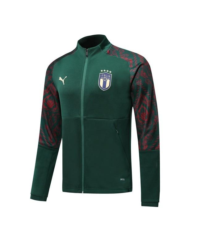 Олимпийка сборной Италии 2020 (Зелёная 2)