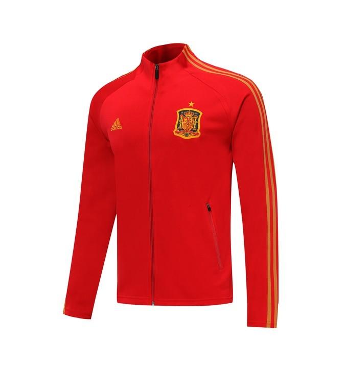 Олимпийка сборной Испании 2020 (Красная)