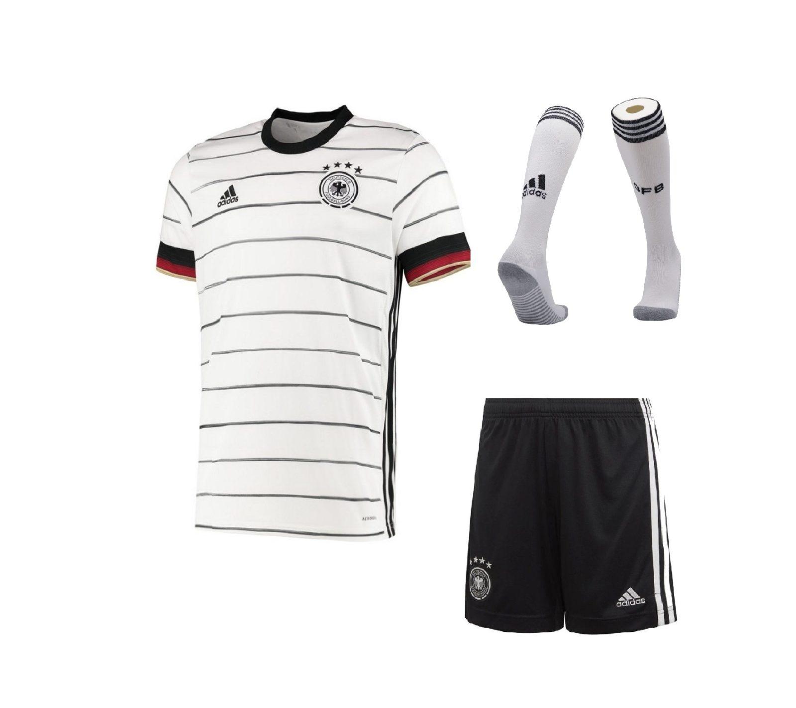 Домашний комплект сборной Германии 2020
