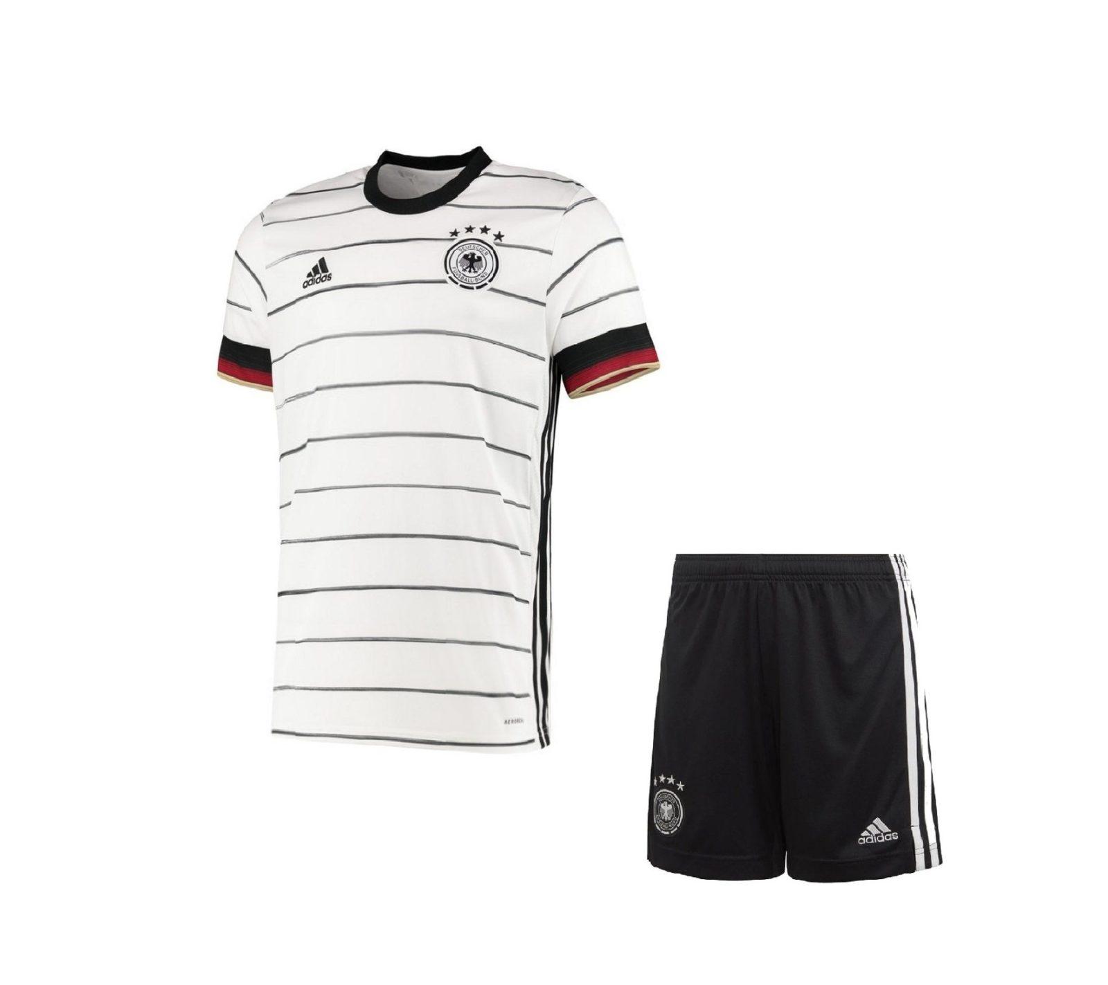 Детская домашняя форма сборной Германии 2020
