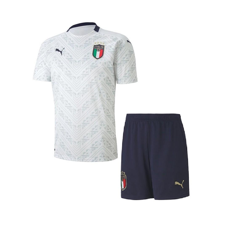 Детская выездная форма сборной Италии 2020