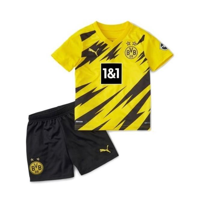 Детская домашняя форма Боруссия Дортмунд сезон 2020-2021