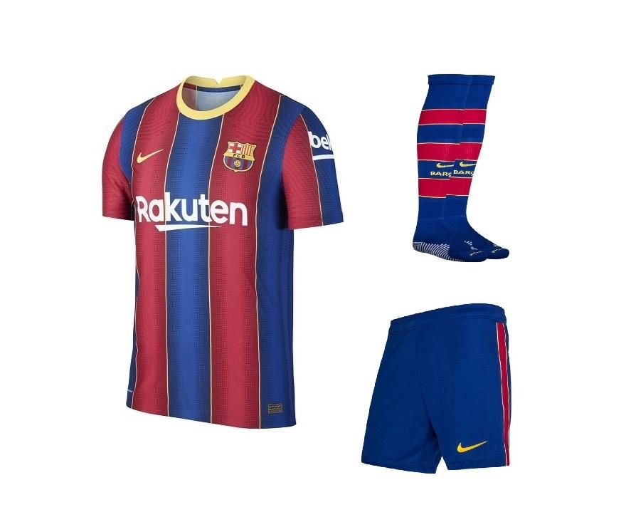 Домашний комплект Барселоны сезон 2020-2021