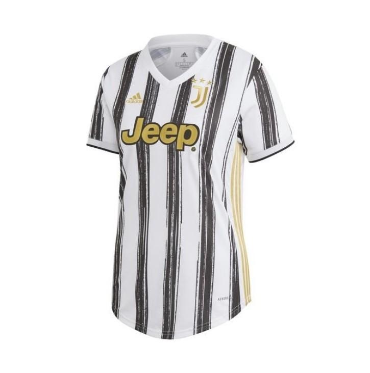 Женская домашняя футболка Ювентуса сезон 2020-2021