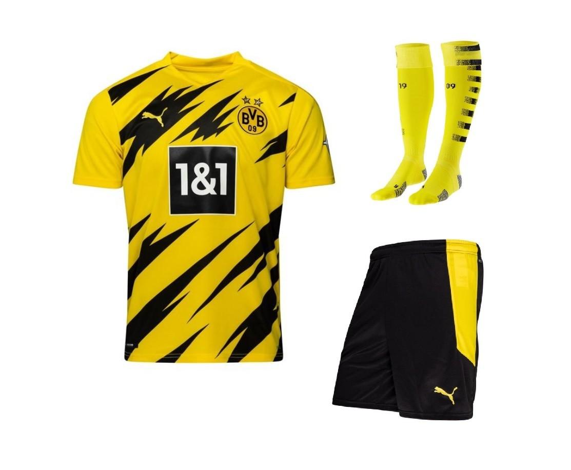 Домашний комплект Боруссия Дортмунд сезон 2020-2021