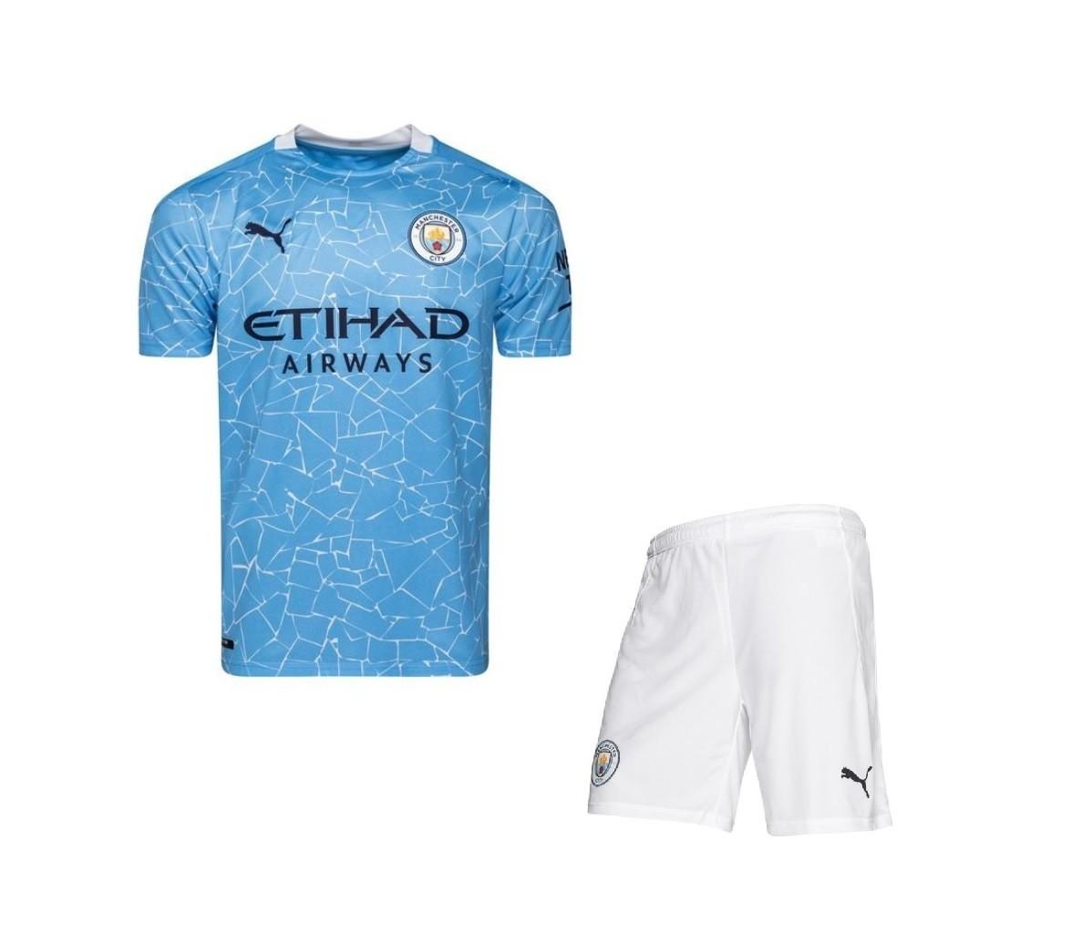Домашняя форма Манчестер Сити сезон 2020-2021