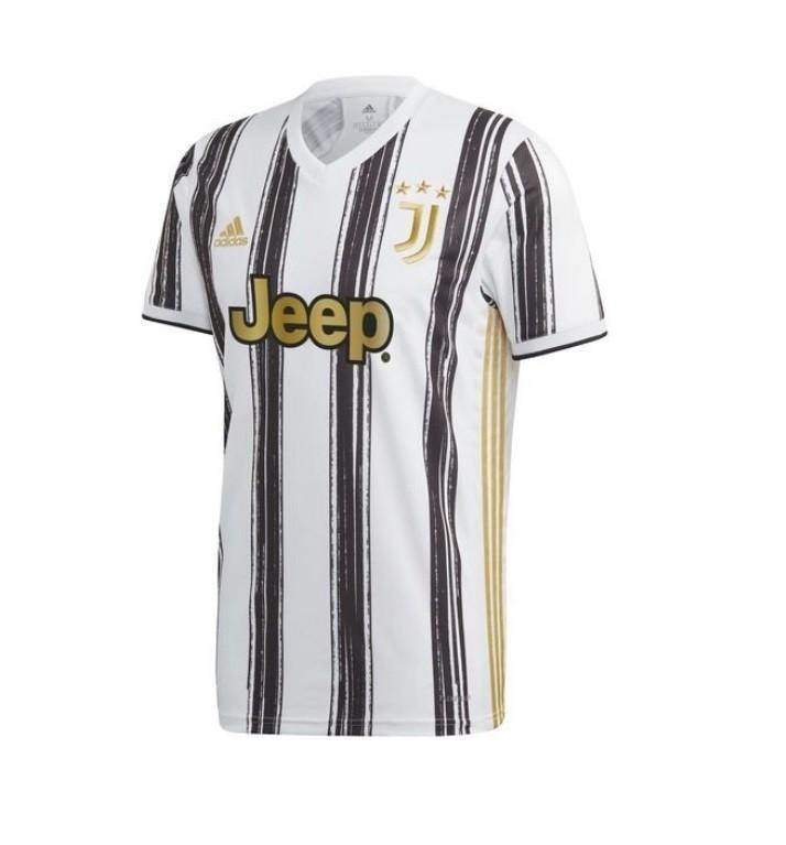 Домашняя футболка Ювентуса сезон 2020-2021