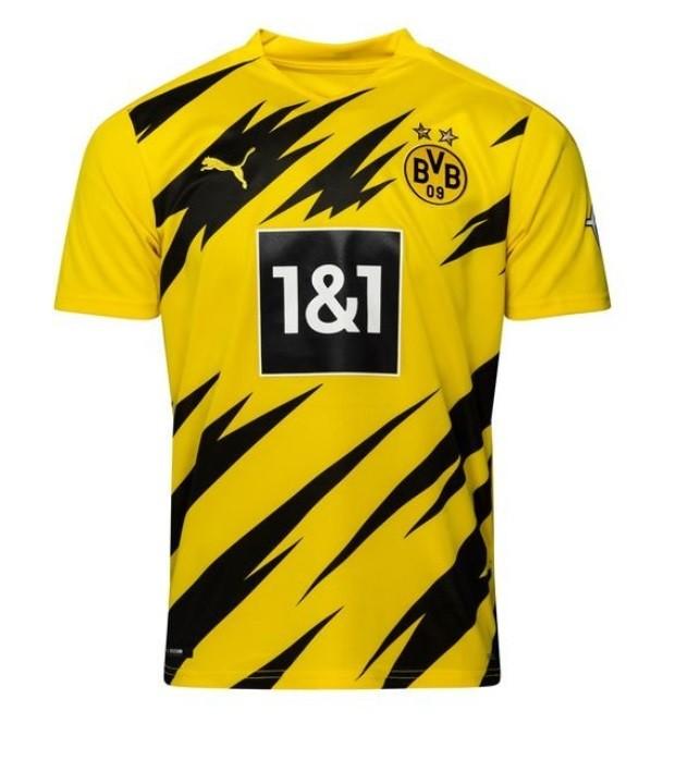 Домашняя футболка Боруссия Дортмунд сезон 2020-2021