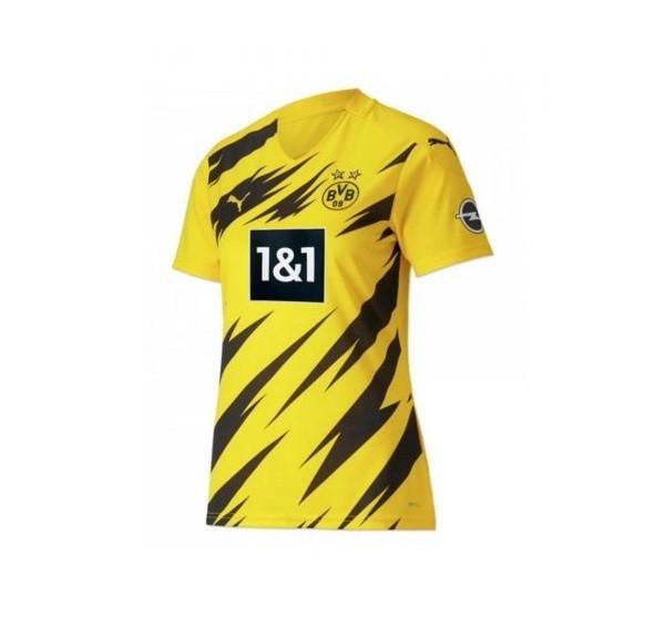 Женская домашняя футболка Боруссия Дортмунд сезон 2020-2021