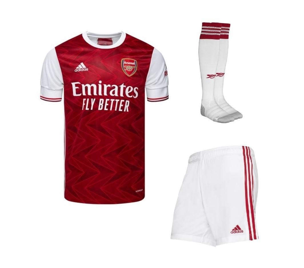 Домашний комплект Арсенала сезон 2020-2021