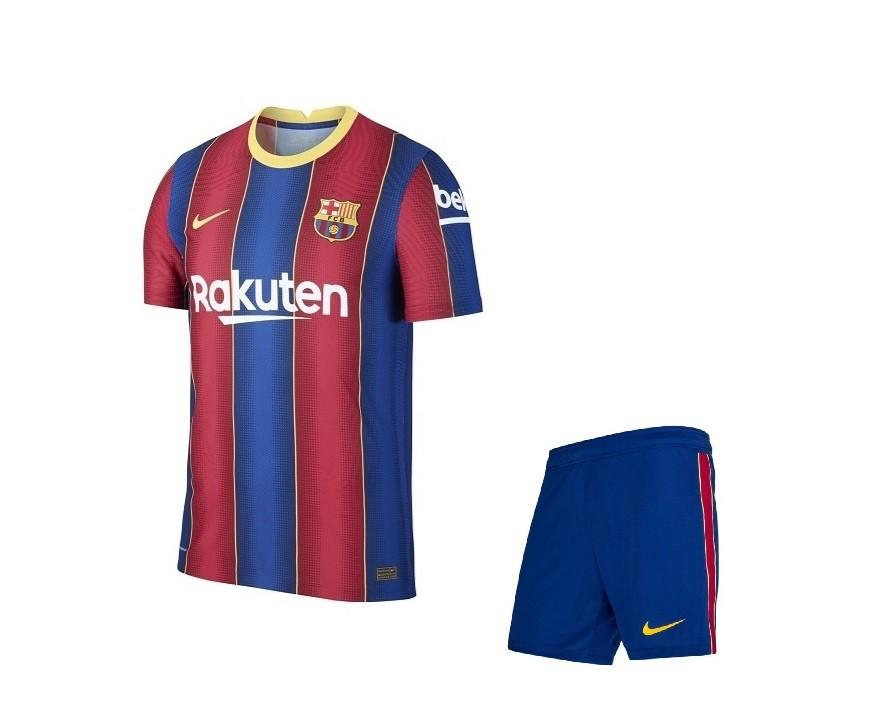 Домашняя форма Барселоны сезон 2020-2021