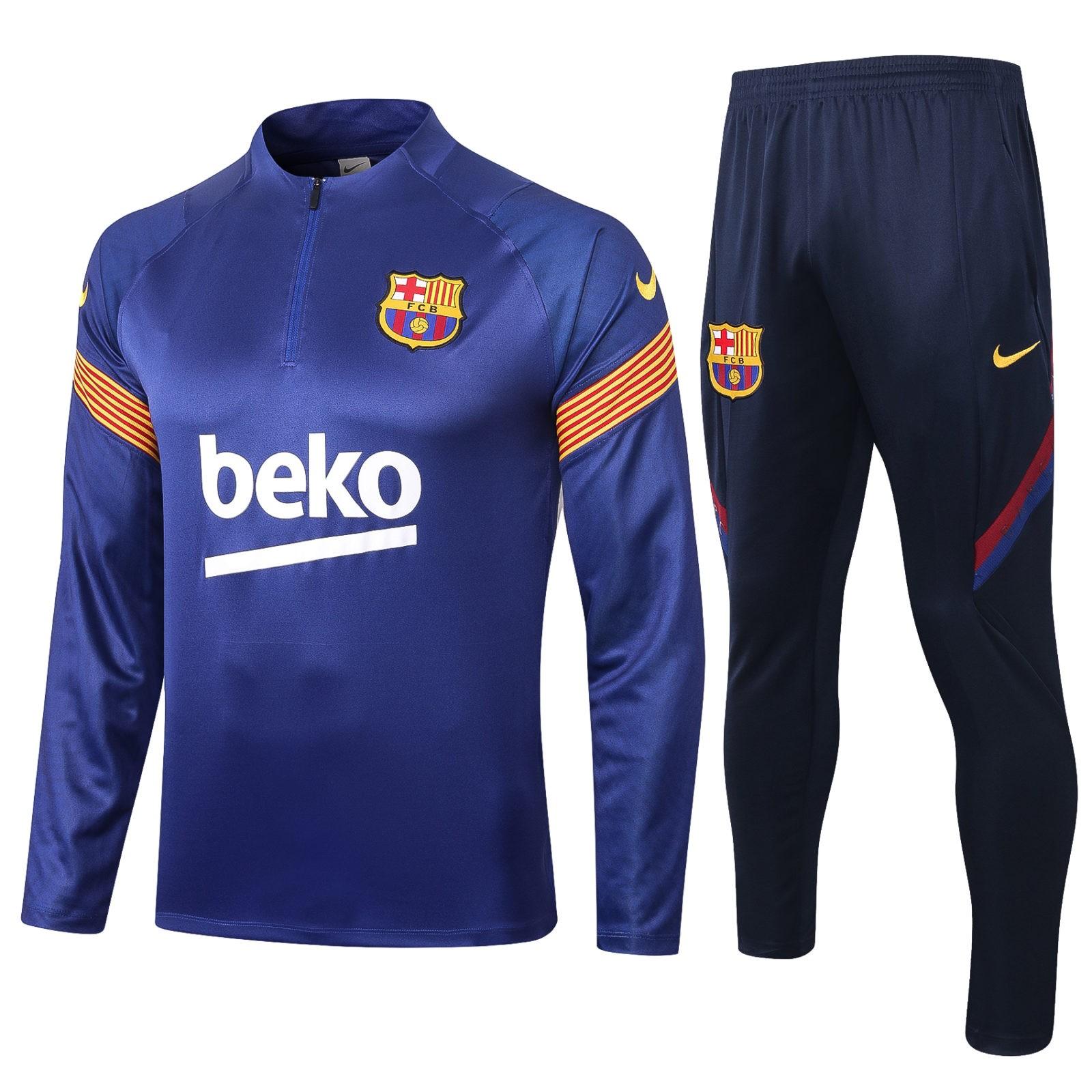 Спортивный костюм Барселоны сезон 2020-2021 арт.33006