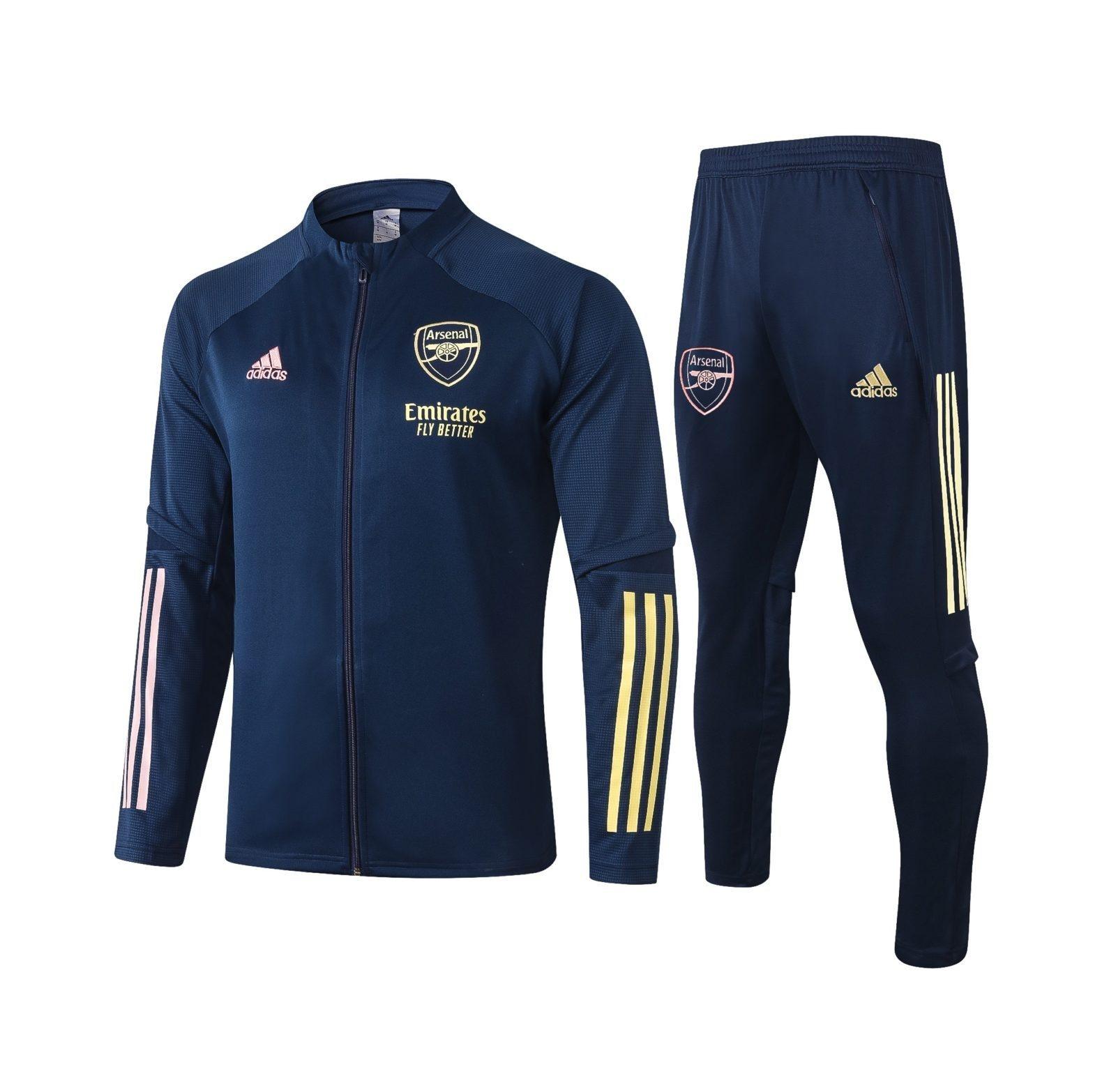 Спортивный костюм Арсенала сезон 2020-2021 арт.53000