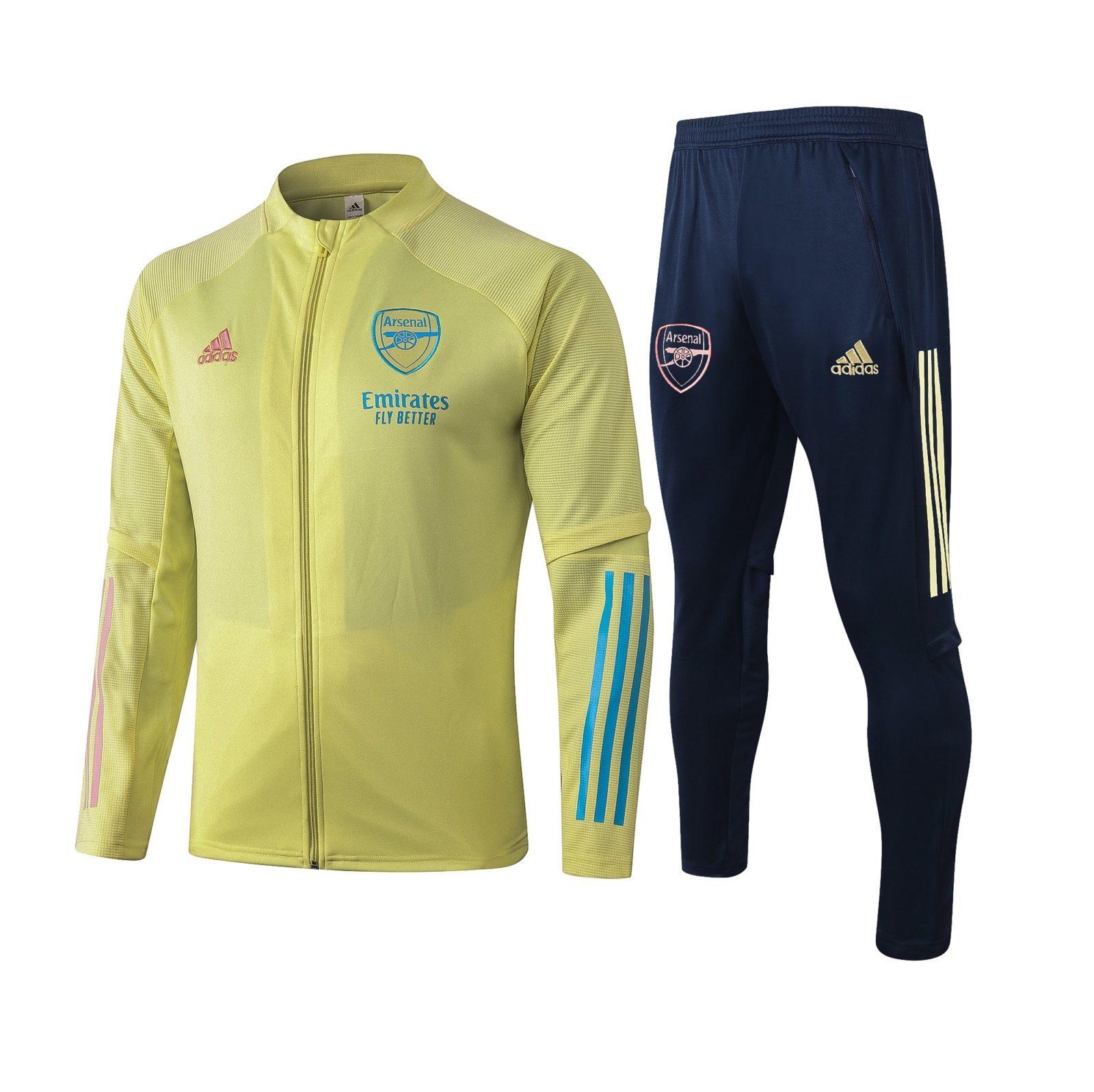 Спортивный костюм Арсенала сезон 2020-2021 арт.53001