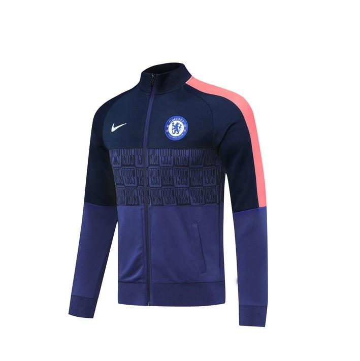 Олимпийка Челси сезон 2020-2021 (Синяя)