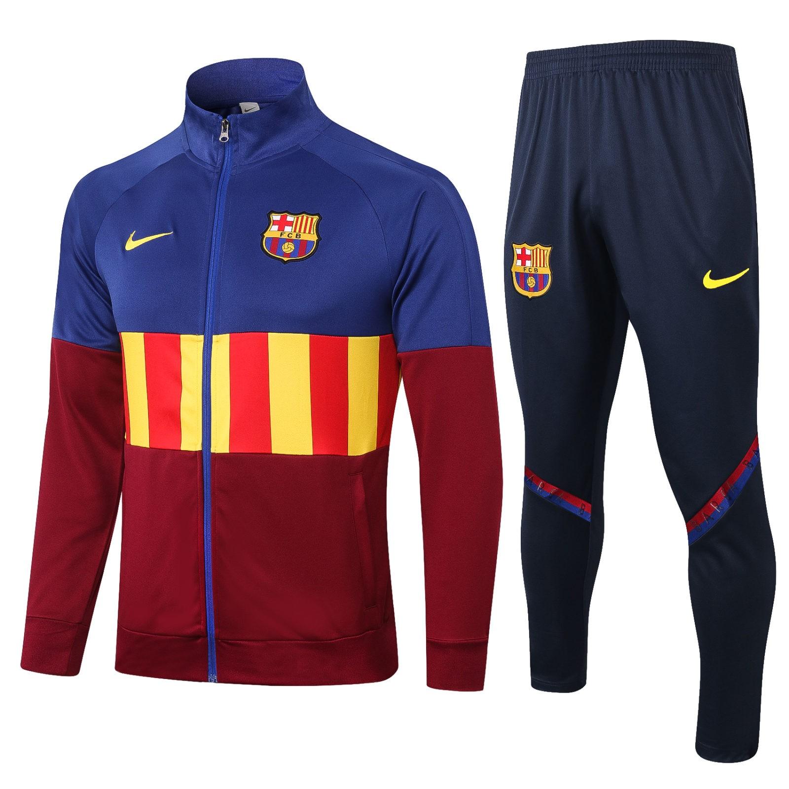 Спортивный костюм Барселоны сезон 2020-2021 арт.33004