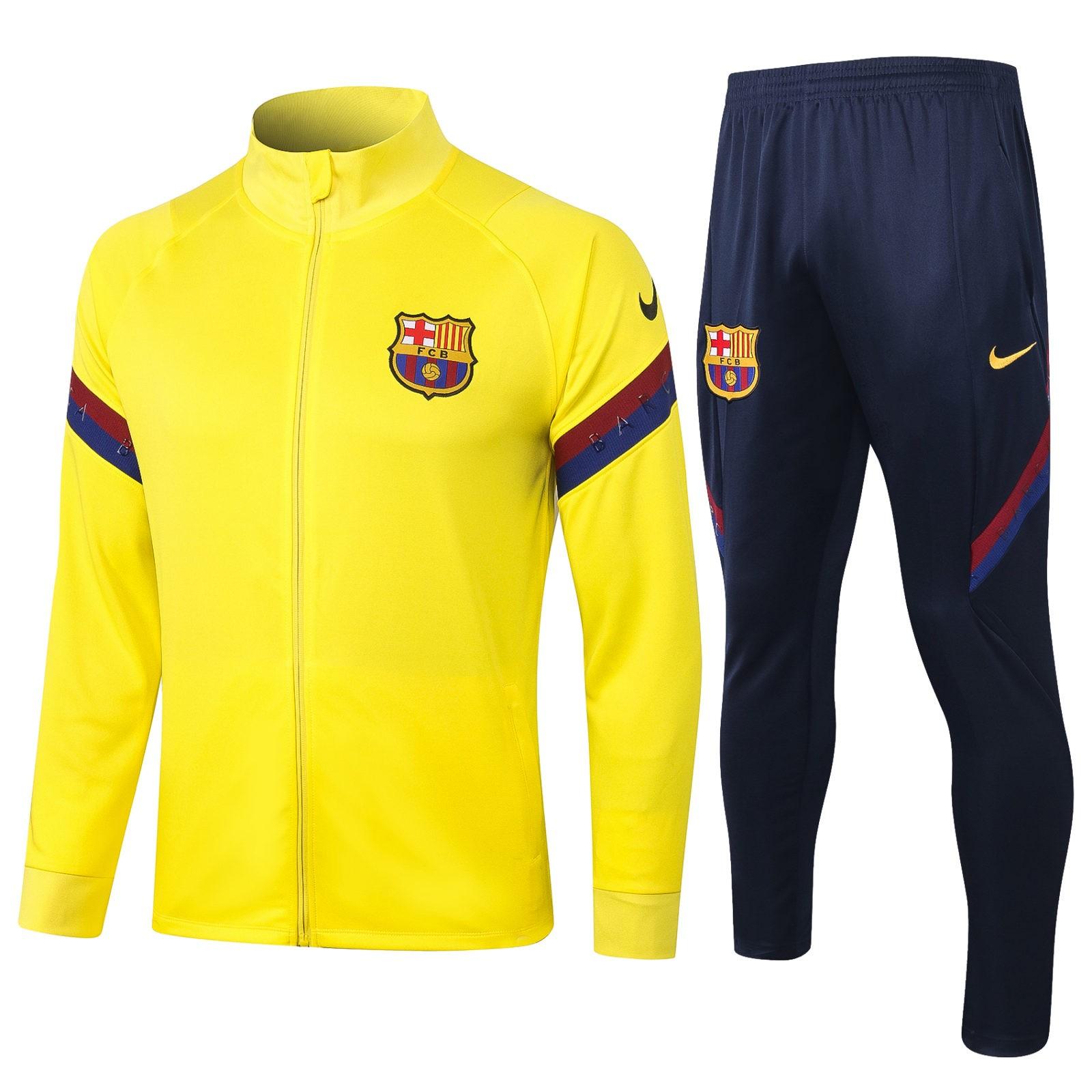 Спортивный костюм Барселоны сезон 2020-2021 арт.33003
