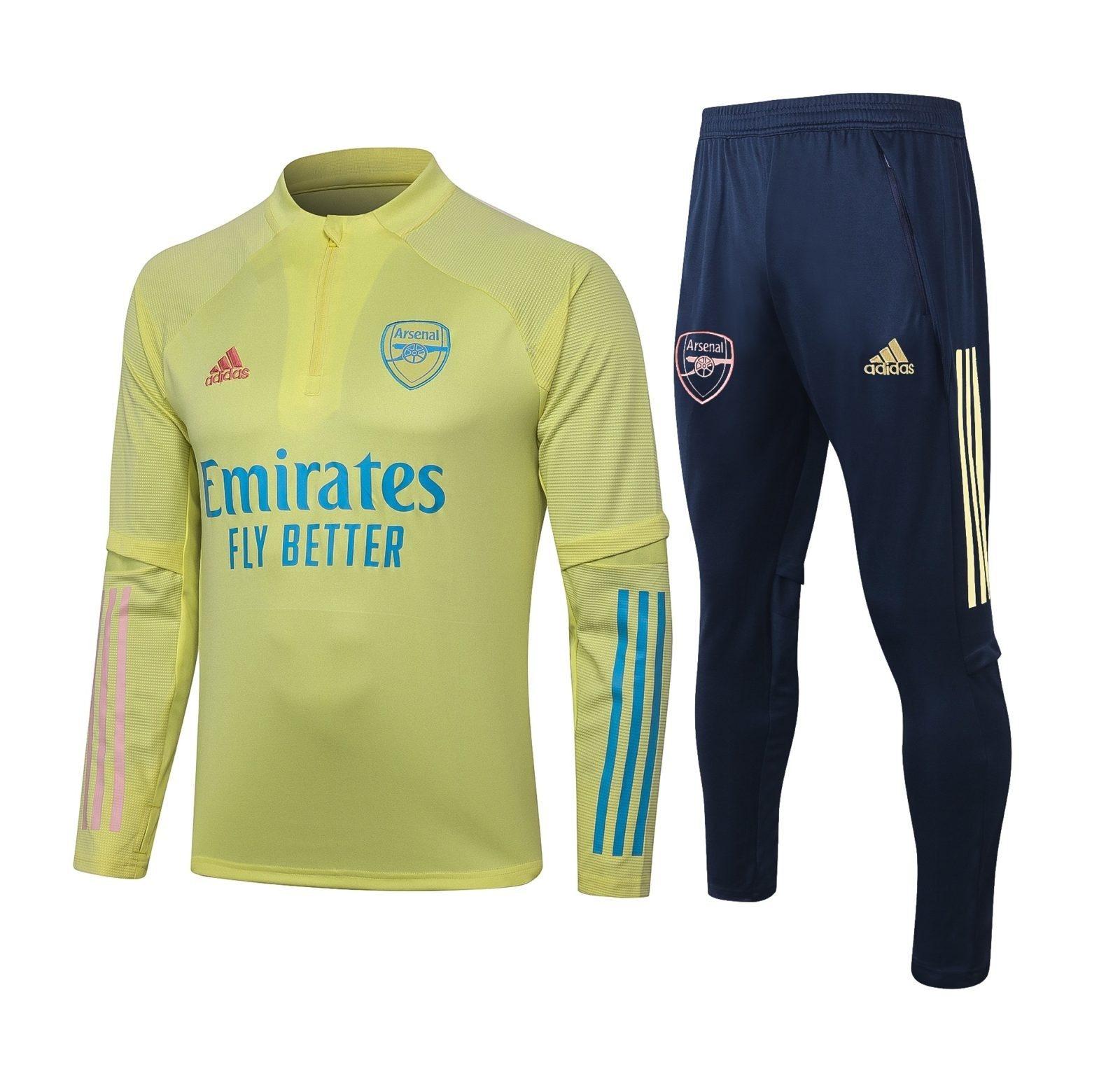Спортивный костюм Арсенала сезон 2020-2021 арт.53003