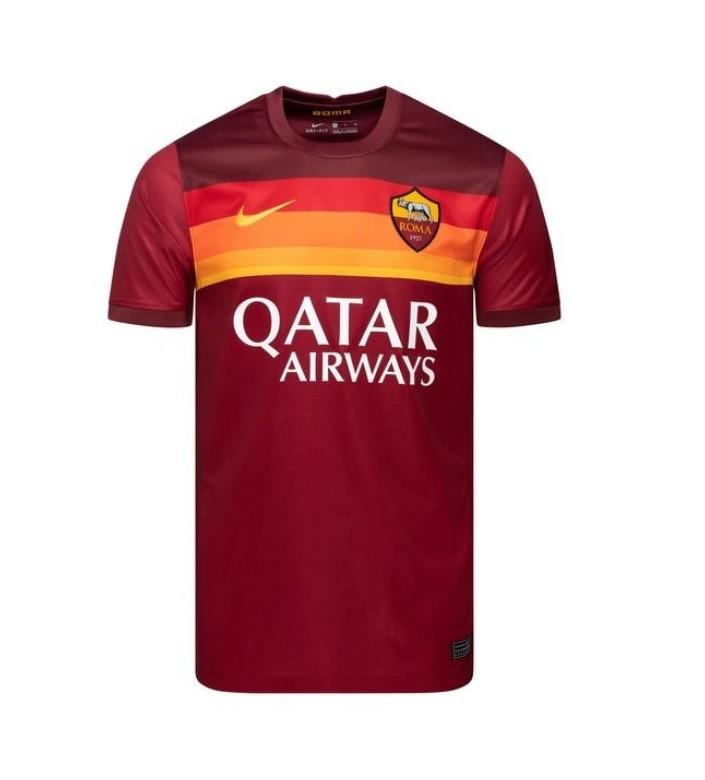 Домашняя футболка Ромы сезон 2020-2021
