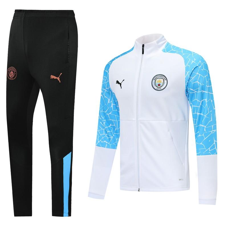 Спортивный костюм Манчестер Сити сезон 2020-2021 арт. 32001