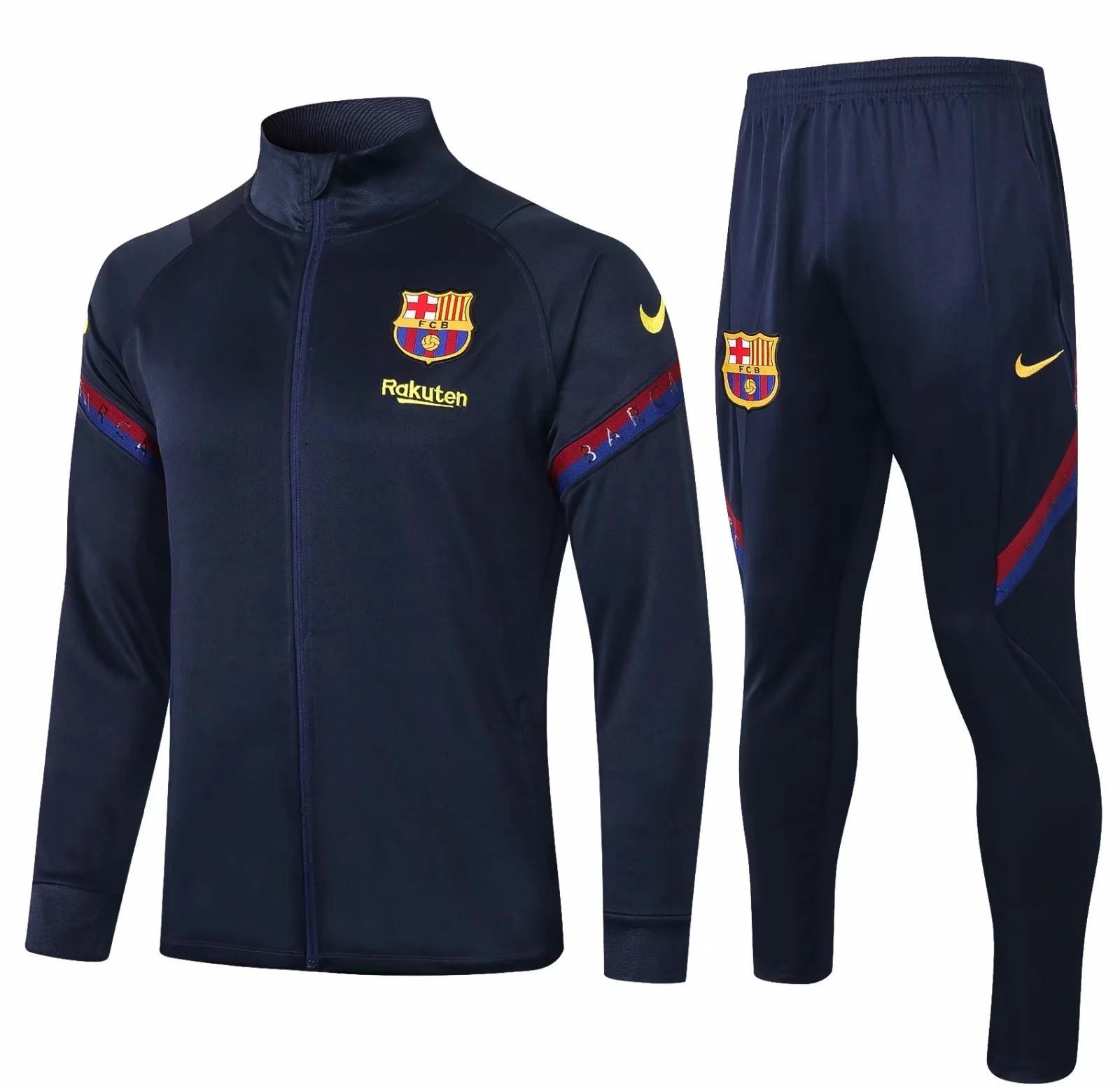 Спортивный костюм Барселоны сезон 2020-2021 арт.33000