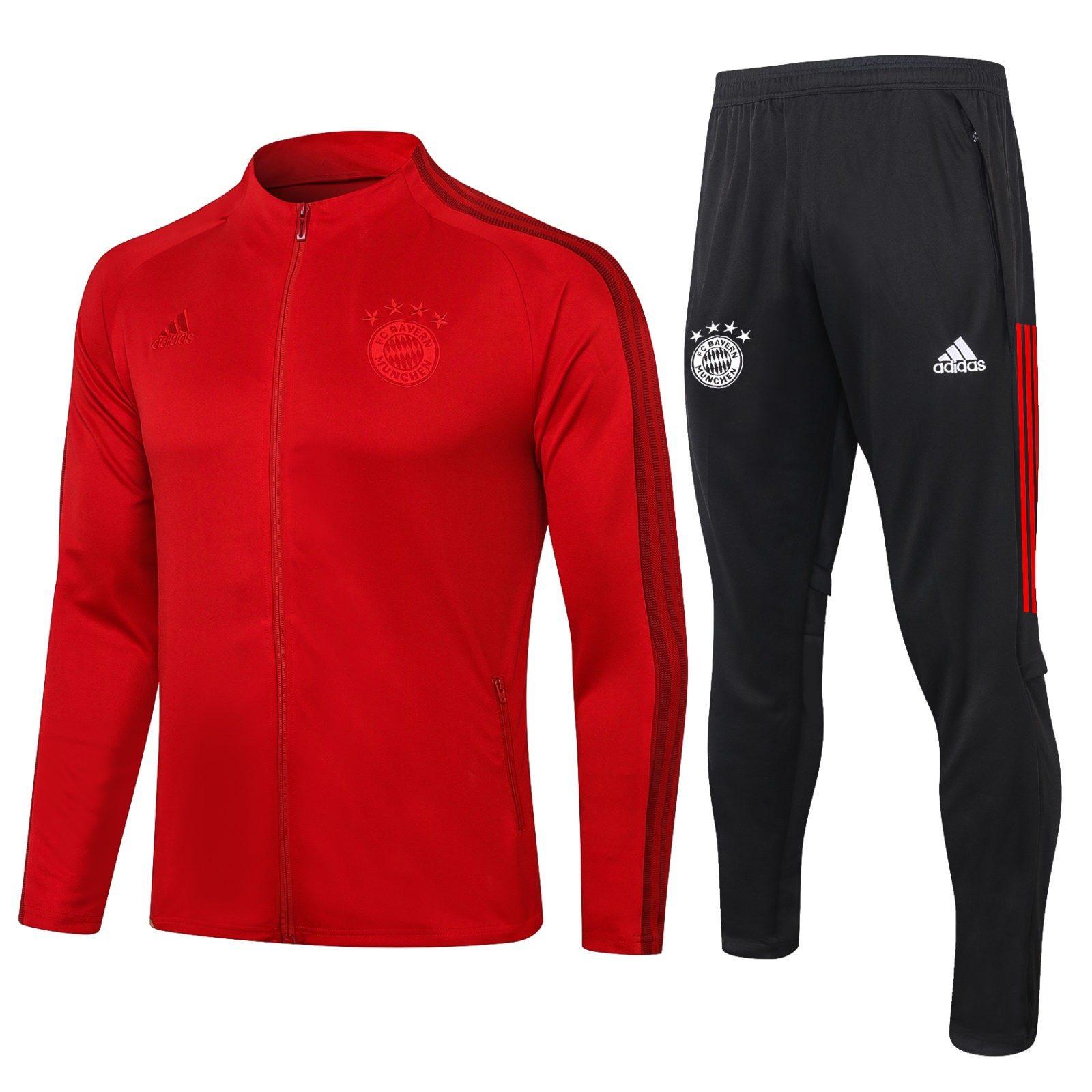Спортивный костюм Баварии Мюнхен сезон 2020-2021 арт.84002