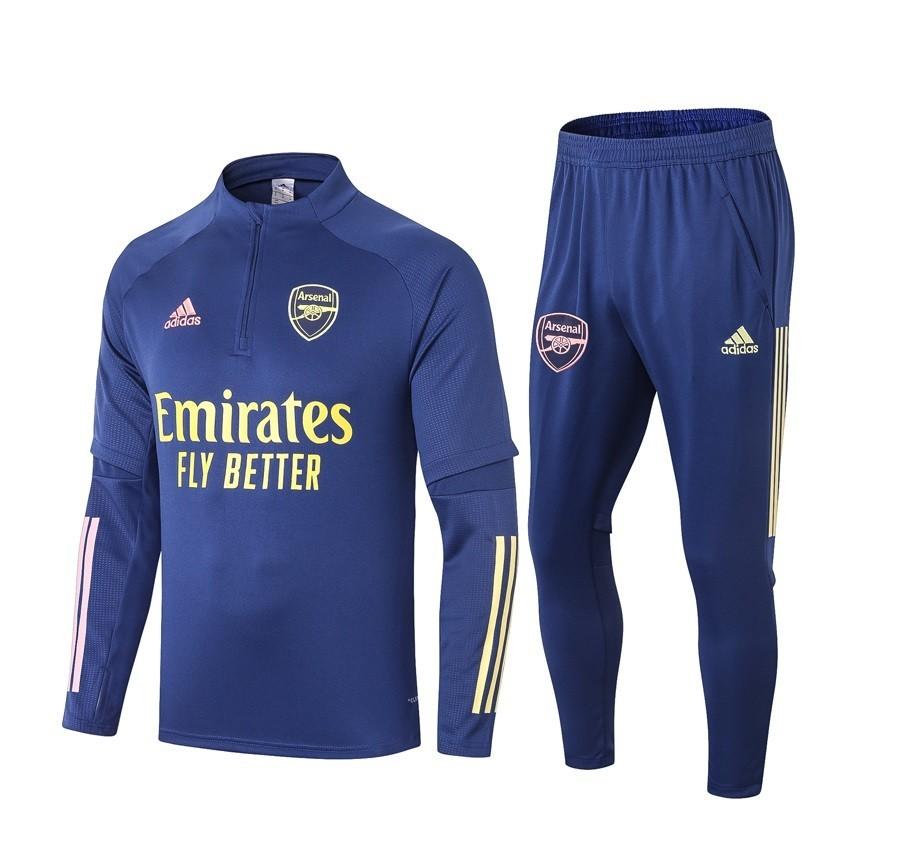Спортивный костюм Арсенала сезон 2020-2021 арт.53002