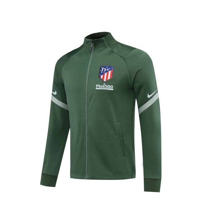 Олимпийка Атлетико Мадрид сезон 2020-2021 (Зелёная)
