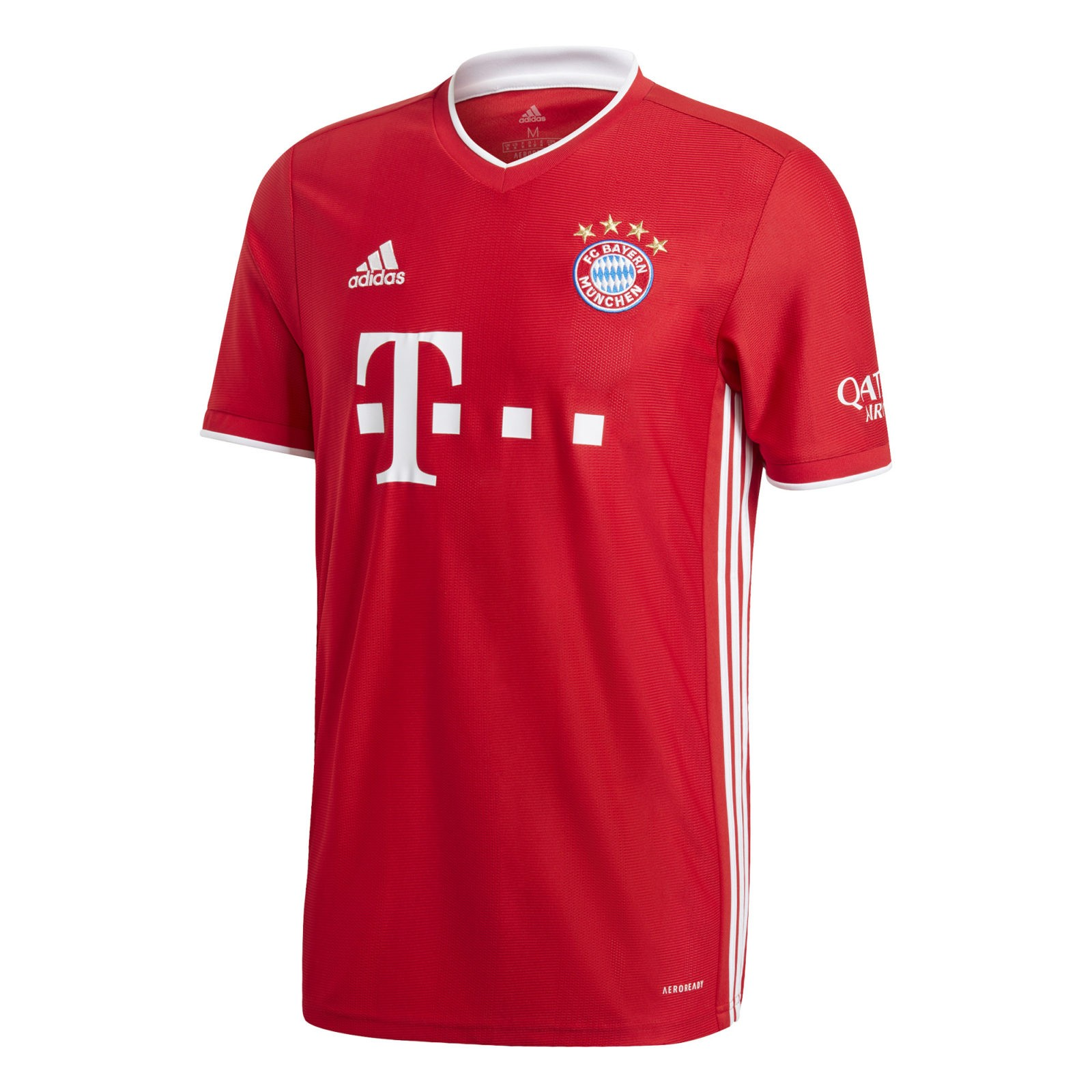 Домашняя футболка Баварии Мюнхен сезон 2020-2021