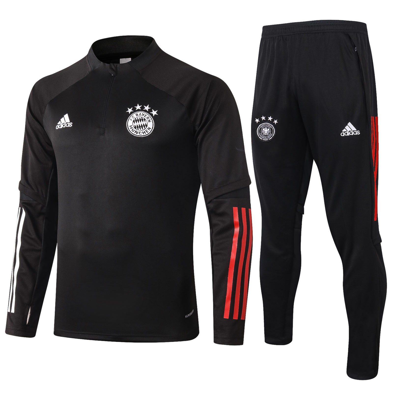 Спортивный костюм Баварии Мюнхен сезон 2020-2021 арт.84000