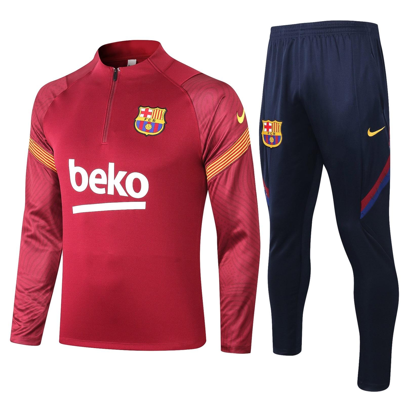Спортивный костюм Барселоны сезон 2020-2021 арт.33002