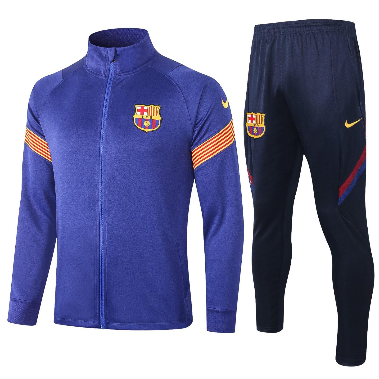 Спортивный костюм Барселоны сезон 2020-2021 арт.33001
