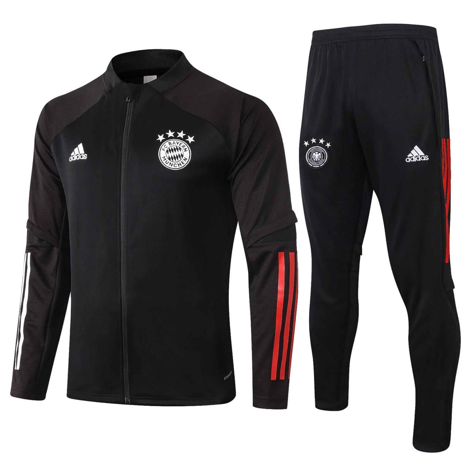 Спортивный костюм Баварии Мюнхен сезон 2020-2021 арт.84001